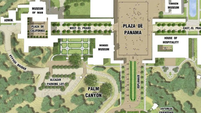 Planners Respond to National Park Service Letter Concerning Balboa Park Renovation