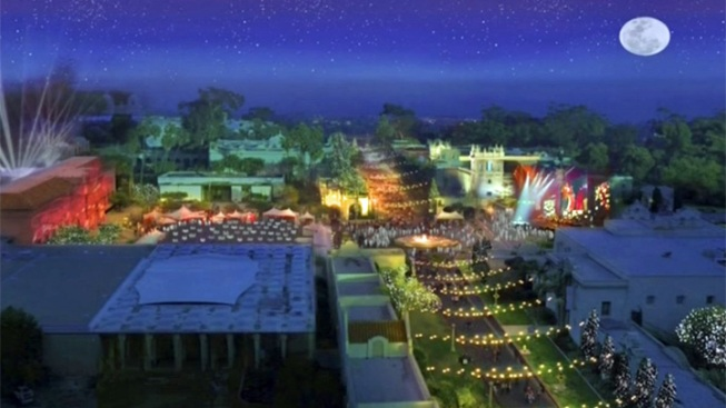 Mayor Reveals Details about Balboa Park Centennial