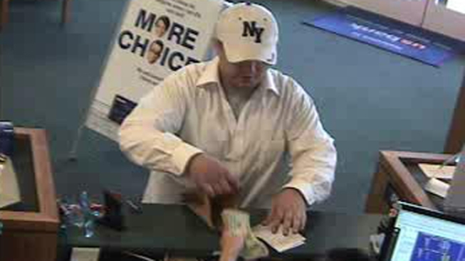Police Investigate North County Bank Robberies