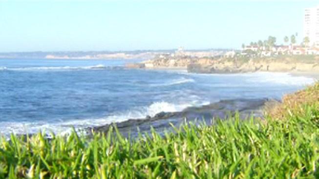 High Surf, Rip Currents Hit Local Beaches