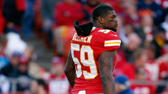 Several Chargers Played Alongside Chiefs' Belcher