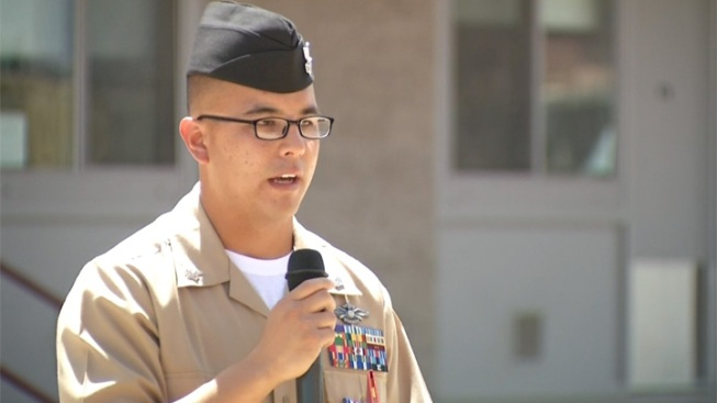 Local Sailor Earns Silver Star for Heroic Actions