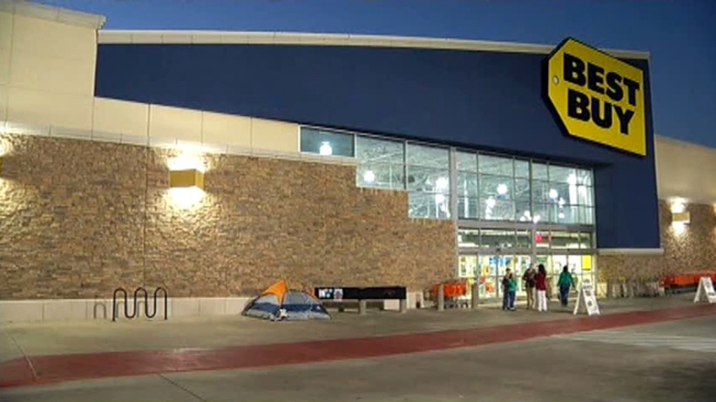 Best Buy Robbed at Gunpoint
