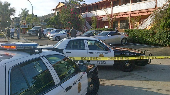 Man Shot at La Jolla Motel