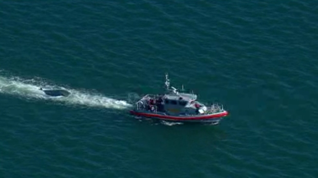5 Rescued From Sinking Boat Near Coronado Bay Bridge