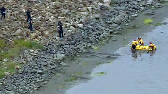 Body Found in Drainage Channel Near Ocean Beach