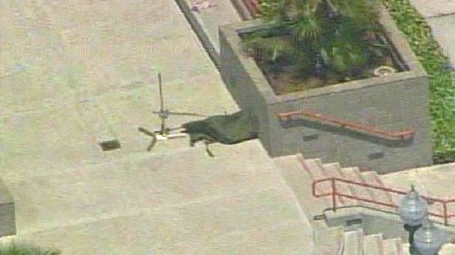 Suspicious Device Reported at National City Admin Building