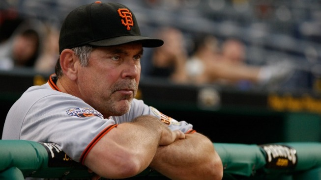 Bruce Bochy Wraps Up Season