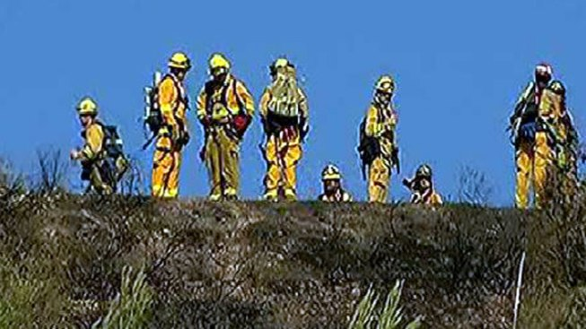 Burn Ban in Place for San Diego County