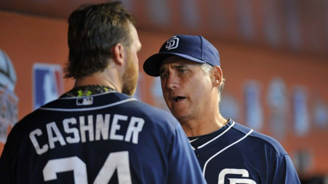 Padres Notch First July Win