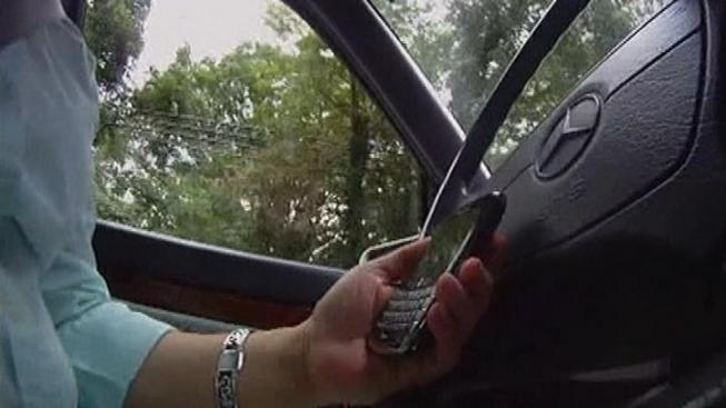Deputies Crack Down on Distracted Driving