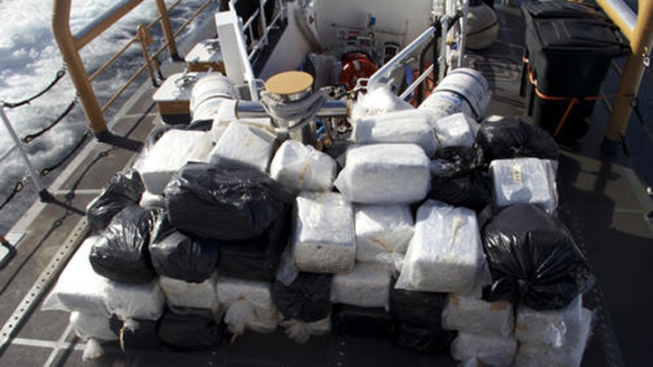 3,200 Pounds of Marijuana Found off Mission Beach Coast