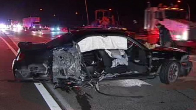 I-15 Crash May Be Result of CHP Pursuit