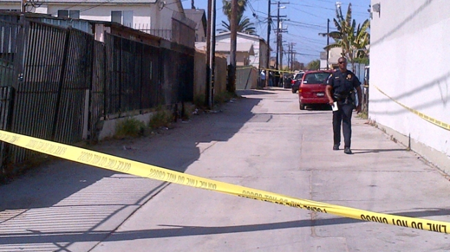 1 Killed in City Heights Shooting