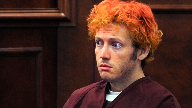 Facebook: James Holmes Fan Pages