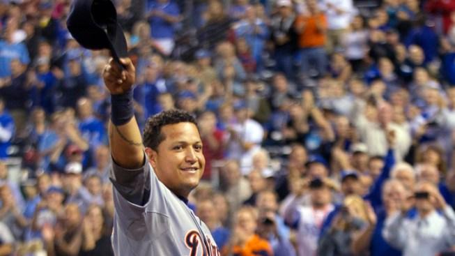 Miguel Cabrera Wears the (Triple) Crown