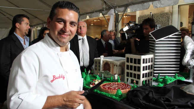 Man Accused of Swiping Freebies From Cake Boss