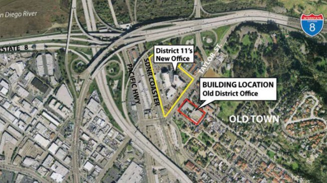 For Sale: Old Cal Trans Building in Old Town