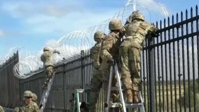 Pentagon Shifting $1.5B to Border Wall Construction