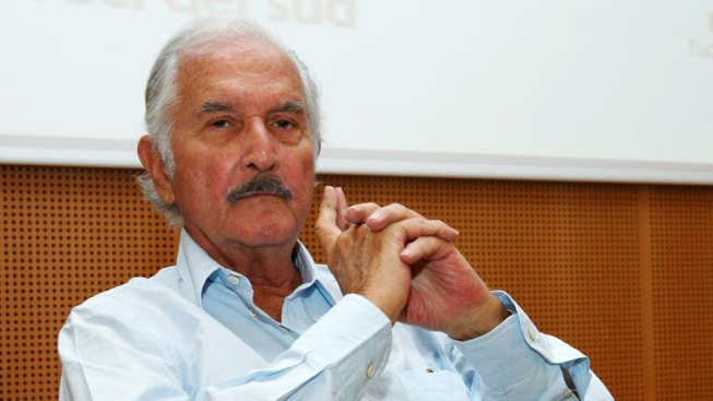 Author Carlos Fuentes Dies
