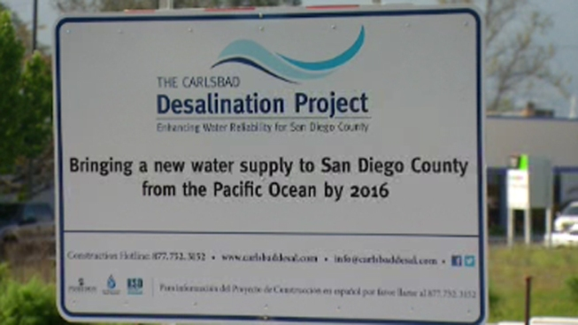 Pipeline Construction Begins for Carlsbad Desalination Plant