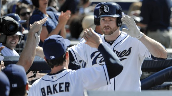 Injuries Keep Padres Roster In Flux
