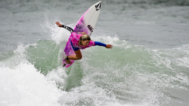Premier Surfers to Hit Oceanside's Waves