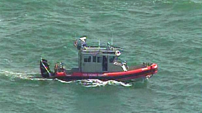 Coast Guard Ends Search for Missing Swimmer