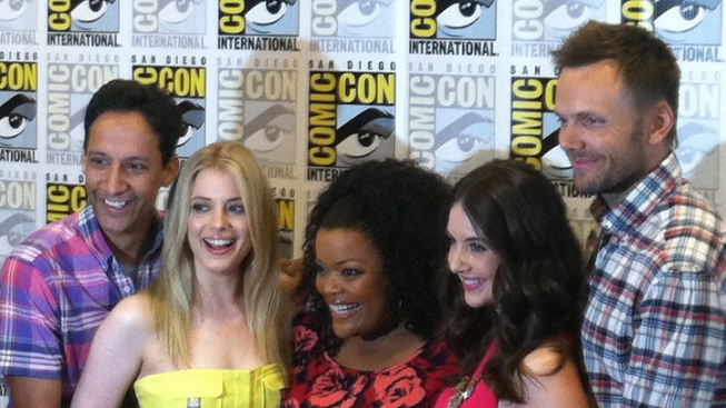 """Community"" Cast Visits San Diego"