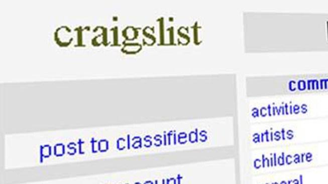 Man Kidnapped During Bogus Craigslist Dealing