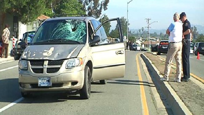 Bicyclist Killed in Collision With Van