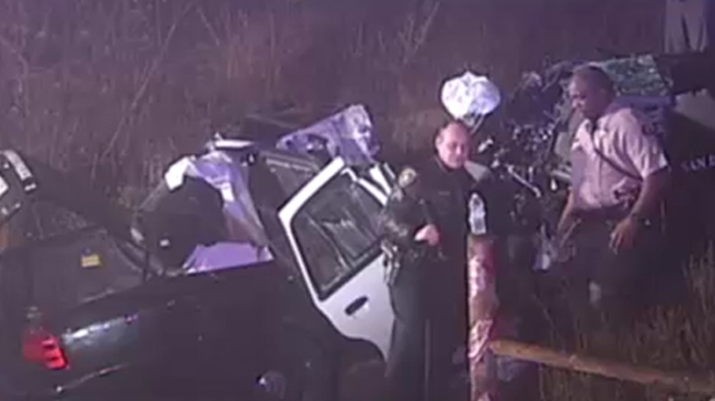 SDPD Officer, 24, T-Boned by Suspected Drunk Driver