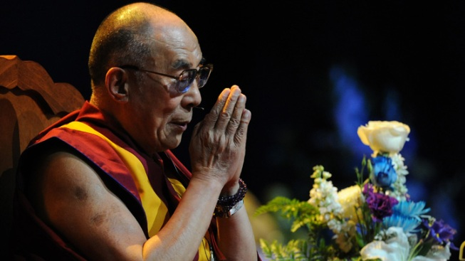 Dalai Lama to Bring Message to Silicon Valley
