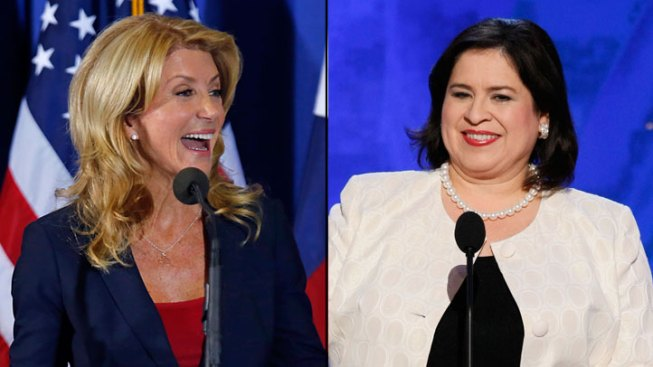 Two-Woman Ticket Could Make Texas History in 2014