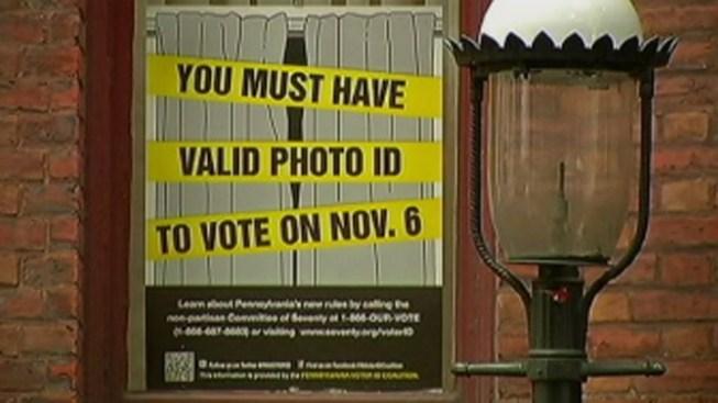 Judge Blocks Tough New Pa. Voter ID Law