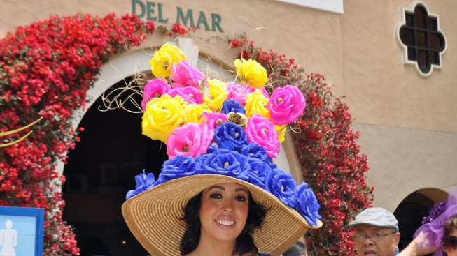 Preview: 2015 Del Mar Opening Day Hats Contest
