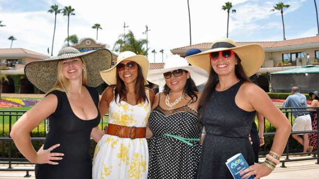 Summer Preview: Del Mar Racetrack