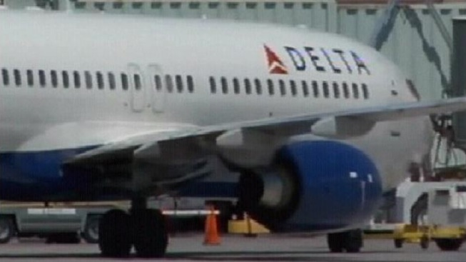 SD-Bound Flight Cleared After Scare