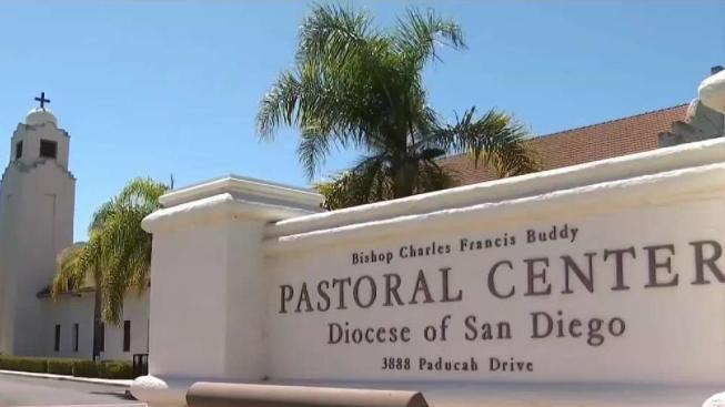 Suspended Priest Accused of Groping Seminary Student