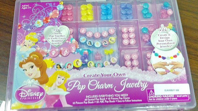 Toy Company Fined for Bead Kit 'Bait and Switch'