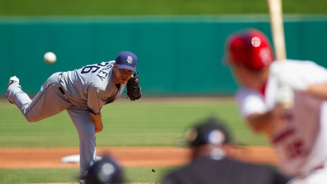 Padres Get Quality Outing in Loss