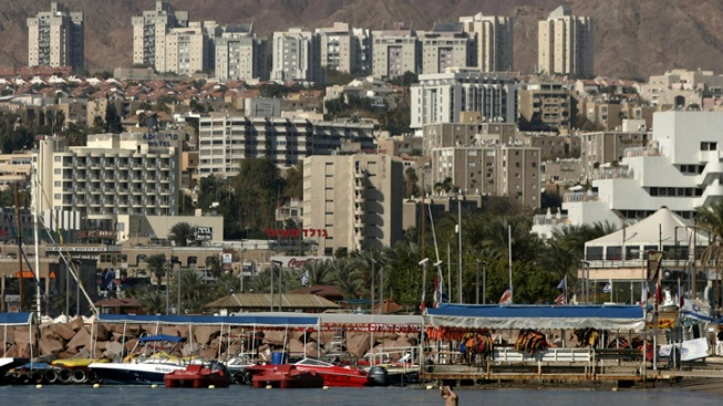 Rockets Fired from Egypt's Sinai Hit Southern Israel