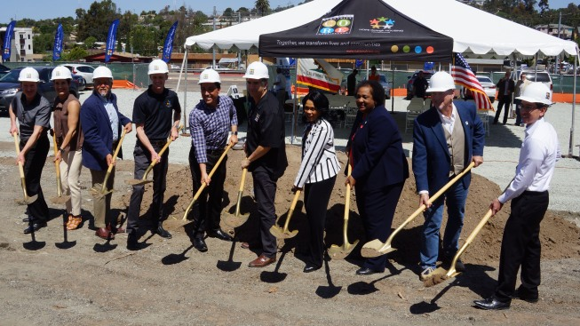 New Affordable Housing Project Breaks Ground in Encanto