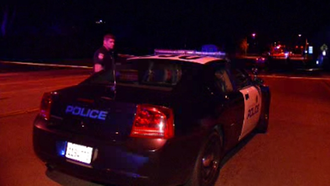 Three Injured in Escondido Rollover