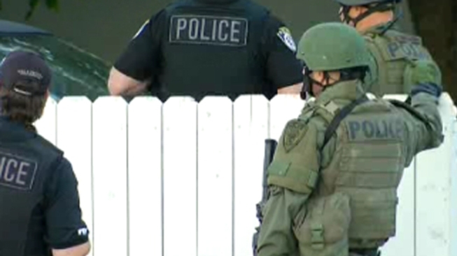 Suspects Arrested in SWAT Standoff