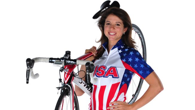 Former Wall Street Banker to Compete for U.S. Cycling