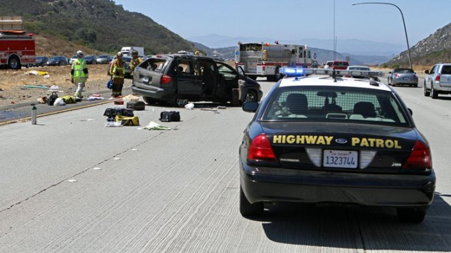 Wanted: Witnesses to Deadly I-15 Crash Near Deer Springs