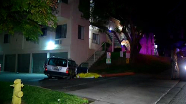 Driver Killed After Slamming Car Into Apartment Complex
