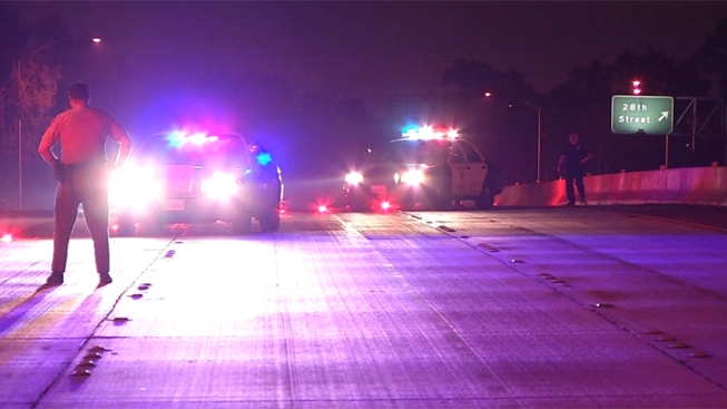 Pedestrian Killed in Freeway Hit and Run