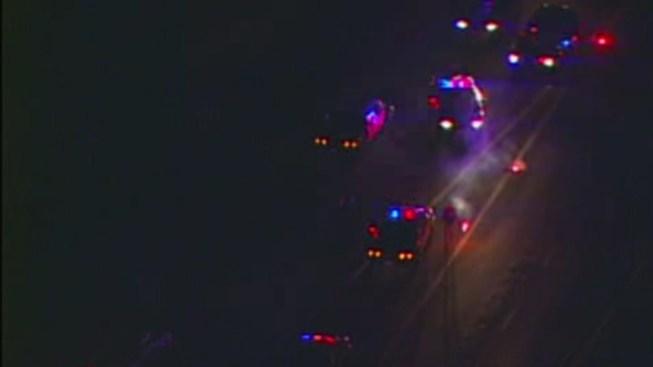 Bicyclist Killed by Car Near Freeway Ramp